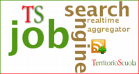 TerritorioScuola Job Search Engine